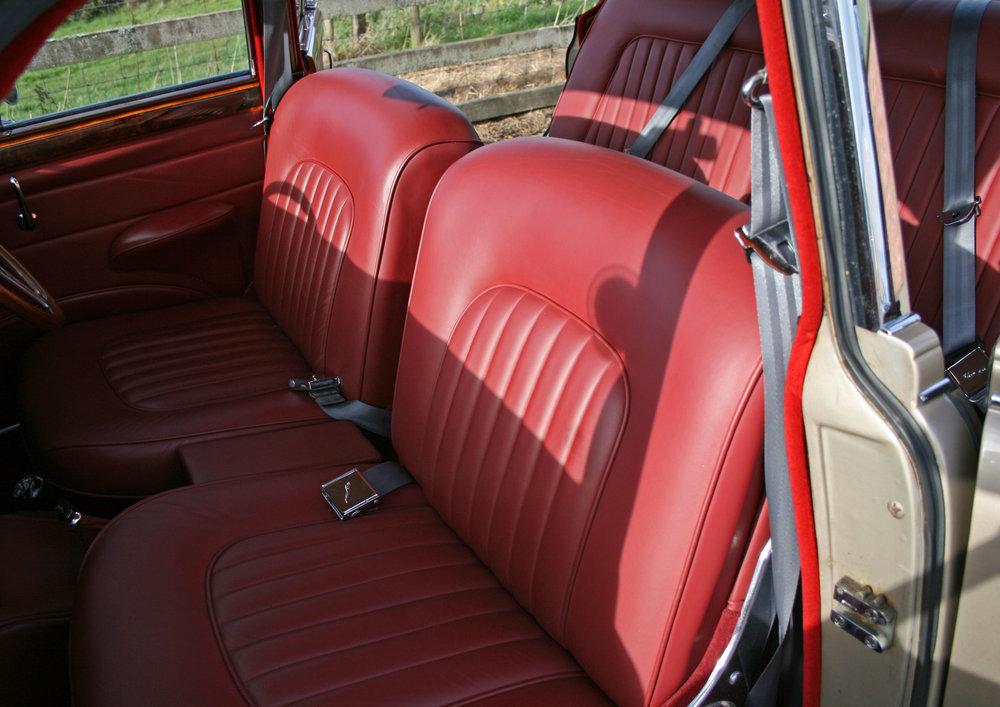 1963 JAGUAR MK2 3.8 MOD For Sale (picture 4 of 6)