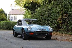 1971 Jaguar E-Type Series III V12 FHC Manual SOLD