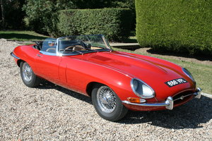 Picture of 1961 Jaguar 'E' TYPE Flat Floor Roadster. Sold, E Types wanted