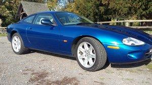 1998 Jaguar XK8 1 previous owner, low mileage Blue For Sale