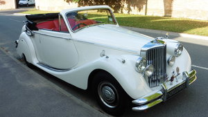 1951 Jaguar MK 5 3.5 Litre Drophead. UK RHD SUPERB CONDITION SOLD