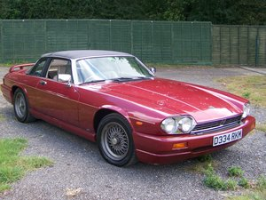 1987 Jaguar XJS C model in good condition. Rare