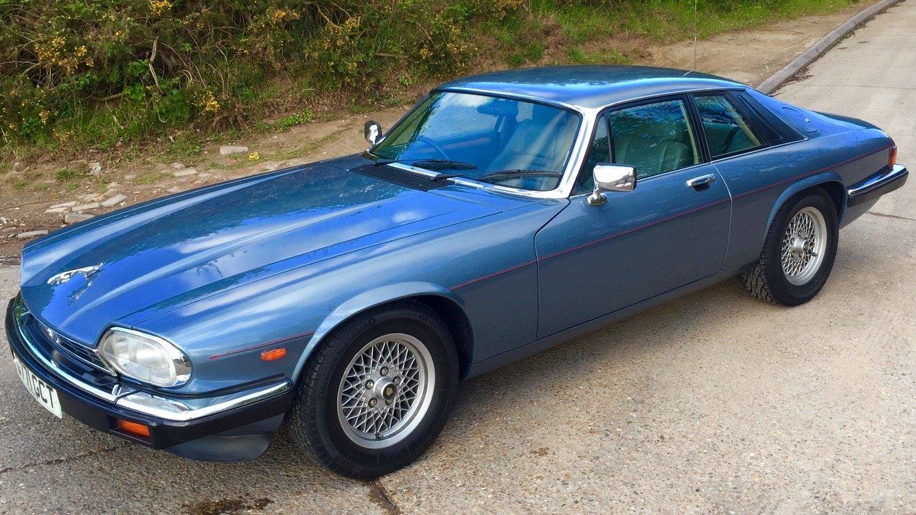 1989 Jaguar 3.6 XJS Auto For Sale (picture 1 of 6)