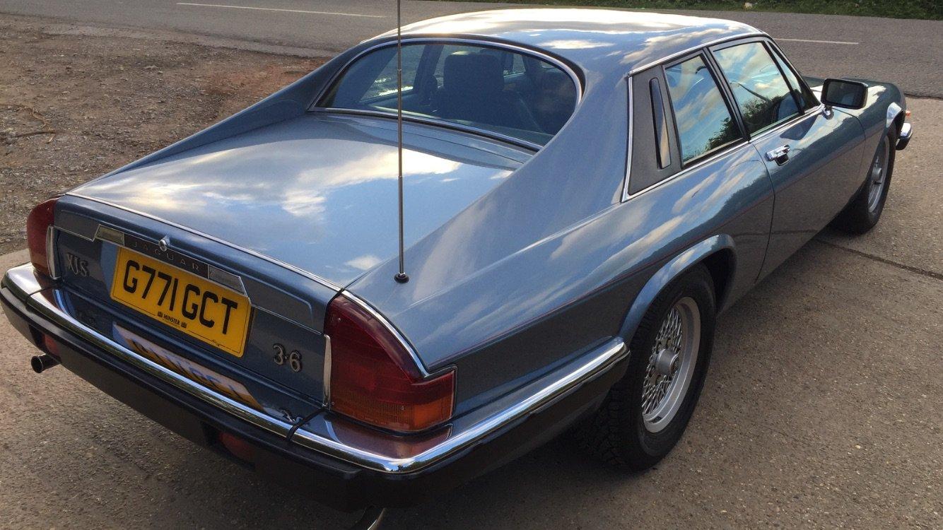 1989 Jaguar 3.6 XJS Auto For Sale (picture 2 of 6)