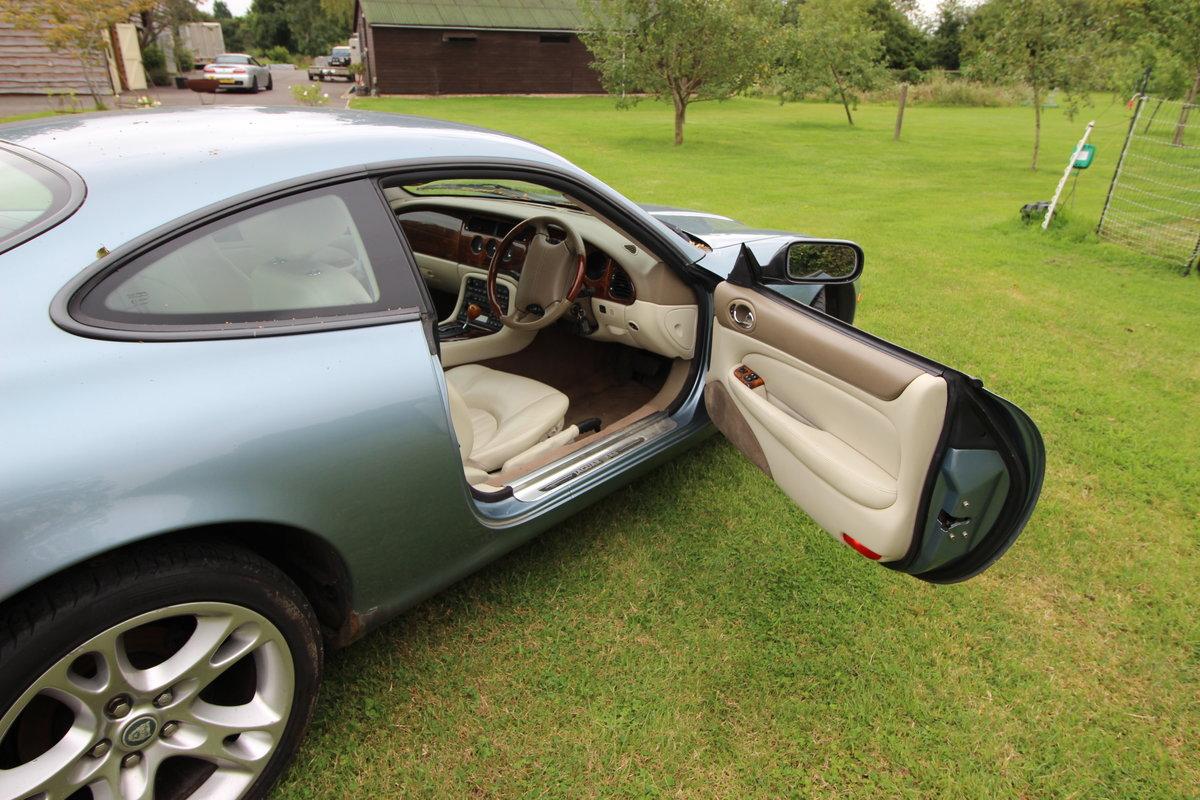 2004 Jaguar XK8 MOT Failure - Spares or Repair SOLD (picture 3 of 4)