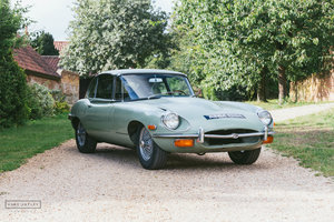1970 Series 2 E Type 2+2 Coupe - Very Original!  For Sale