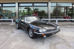 1987 Jaguar xjsc v12 5,3 only 6.642 miles