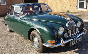 Jaguar S Type 3.8 Manual 1967 - To be auctioned 25-10-19 For Sale by Auction
