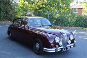 1963 Jaguar 3.4/340 1967 - To be auctioned 25-10-19 For Sale by Auction