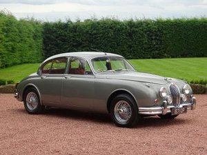 1962 Jaguar MK II 3.4 Litre
