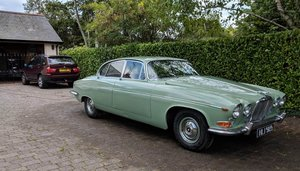 Jaguar 420G 1968 - To be auctioned 25-10-19 For Sale by Auction