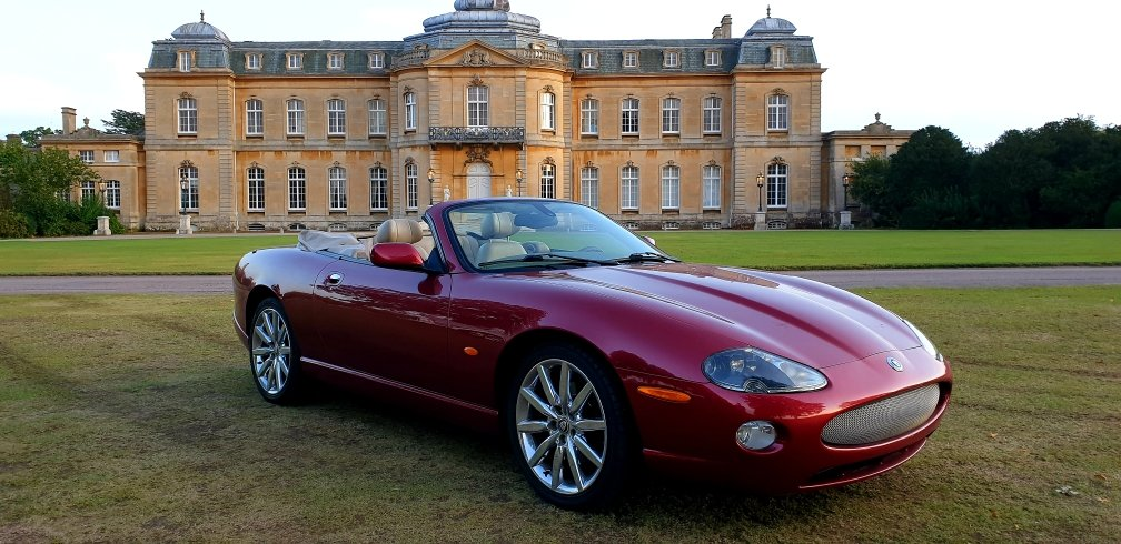 2006 LHD JAGUAR XK8 4.2 VICTORY EDITION (RARE), LEFT HAND DRIVE For Sale (picture 1 of 6)