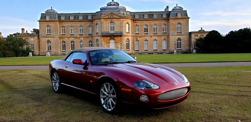 2006 LHD JAGUAR XK8 4.2 VICTORY EDITION (RARE), LEFT HAND DRIVE For Sale (picture 2 of 6)
