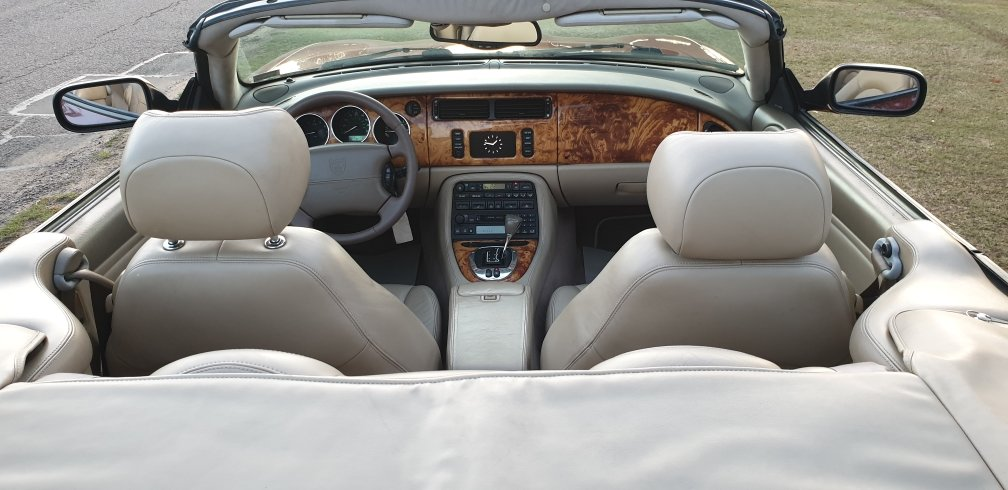 2006 LHD JAGUAR XK8 4.2 VICTORY EDITION (RARE), LEFT HAND DRIVE For Sale (picture 6 of 6)