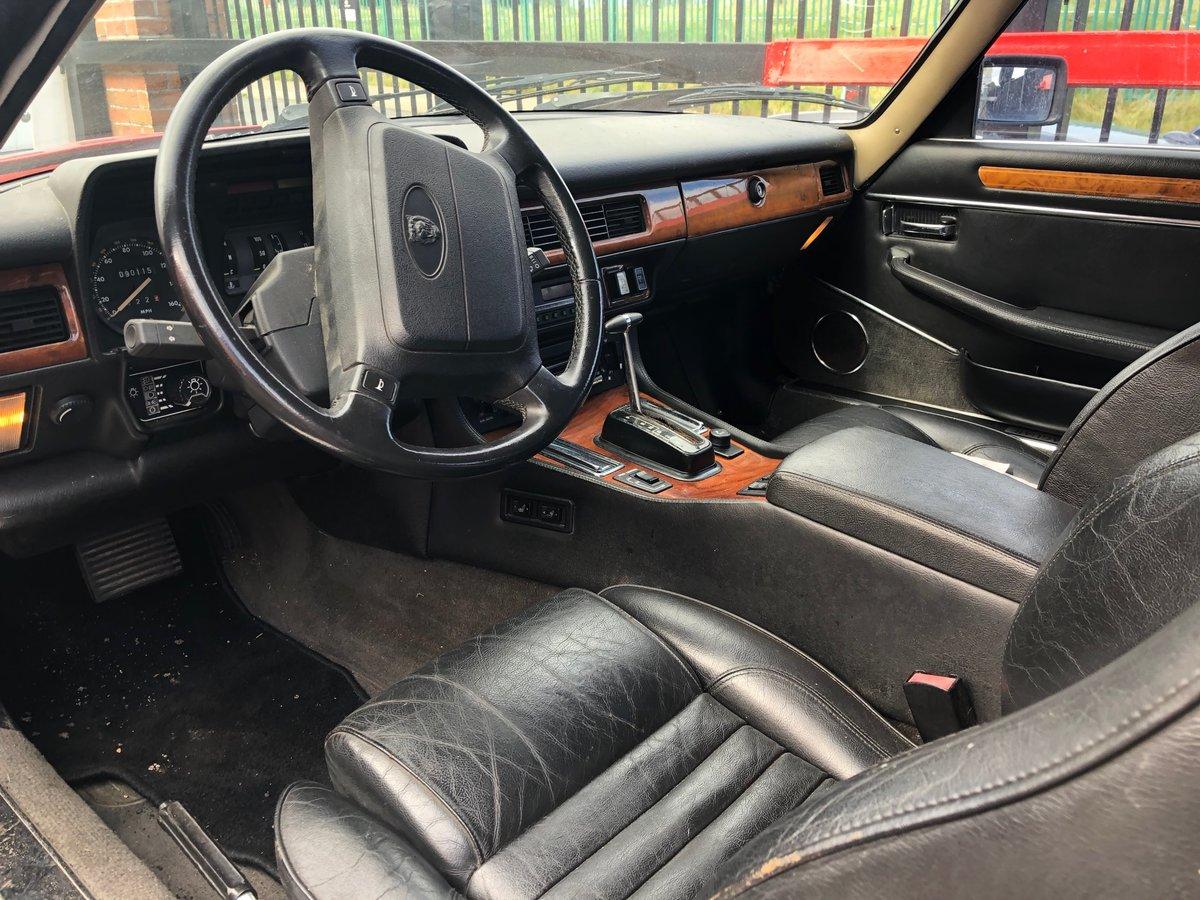 Jaguar XJS V12 1990 For Sale (picture 5 of 6)
