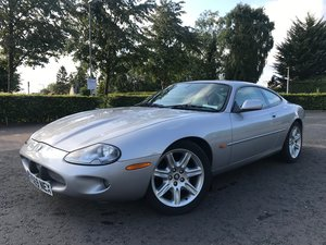 2000 Jaguar XK8 4.0 coupe For Sale