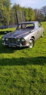1968 Jaguar 420 soverein