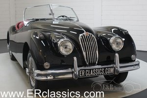 Jaguar XK140 SE Roadster 1956 Top restored For Sale