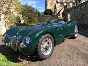 1953 Jaguar (Suffolk) C Type