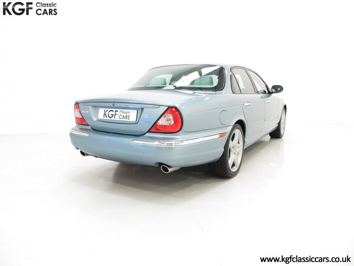 2003 A Stunning Jaguar XJ8 4.2 V8 Sport Premium with 29,432 Miles For Sale (picture 5 of 6)