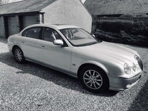 2003 Jaguar S-Type 3 litre petrol For Sale