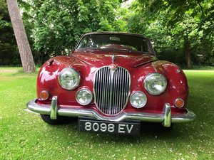 1969 Jaguar mk2 240 overdrive For Sale