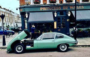 1970 Jaguar E-Type Most Discounted & Best RHD In The UK