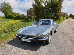 1989 Jaguar XJ-S V12 Coupe For Sale