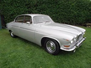 1965 Jaguar 420G
