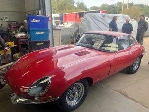 1962 Jaguar E-Type 3.8 Coupe For Sale by Auction
