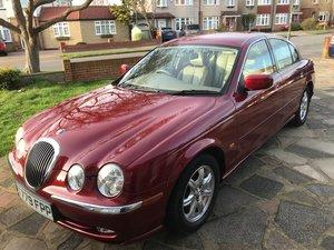 1999 Jaguar S-type 3 litre -  low mileage -