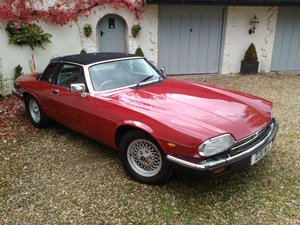 1986 JAGUAR XJSC 5.3 V12   For Sale