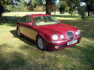2003 Jaguar S-Type 3.0 V6 SE For Sale