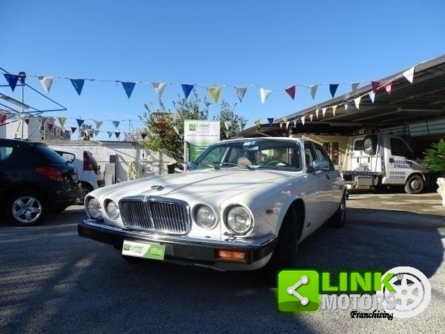 1979 Jaguar XJ6 4.2 ISCRITTA ASI For Sale (picture 1 of 6)