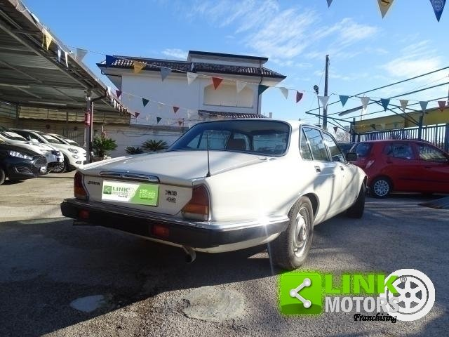 1979 Jaguar XJ6 4.2 ISCRITTA ASI For Sale (picture 3 of 6)