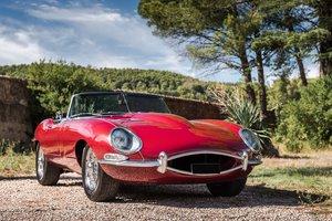 1966 Jaguar Type E 4.2L Roadster Série 1              For Sale by Auction