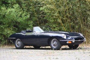 1969 Jaguar Type E 4.2L Roadster série 2    For Sale by Auction