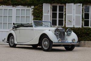 1948 Jaguar Mk IV 3.5L Cabriolet          For Sale by Auction