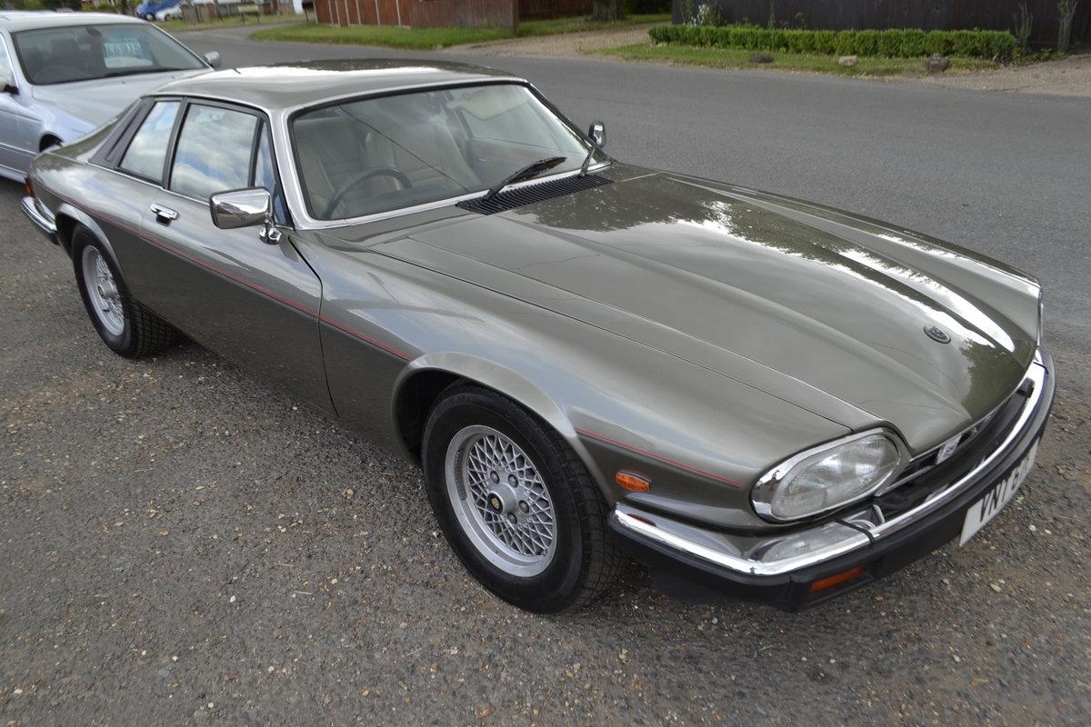 1989 Jaguar XJS - 3.6 For Sale (picture 12 of 15)