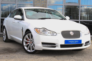 2010 10 60 JAGUAR XF 3.0D V6 LUXURY AUTO For Sale