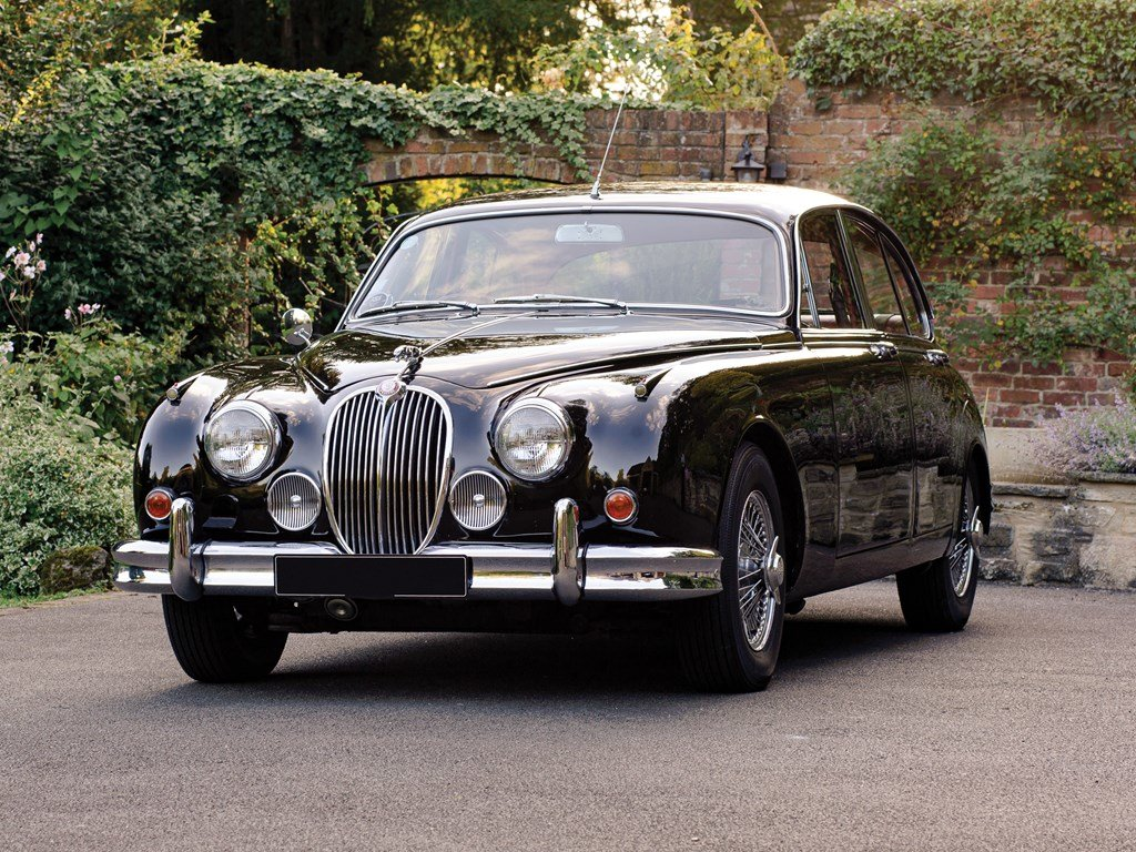 1967 Jaguar Mark 2 3.8 Saloon  For Sale by Auction (picture 1 of 6)