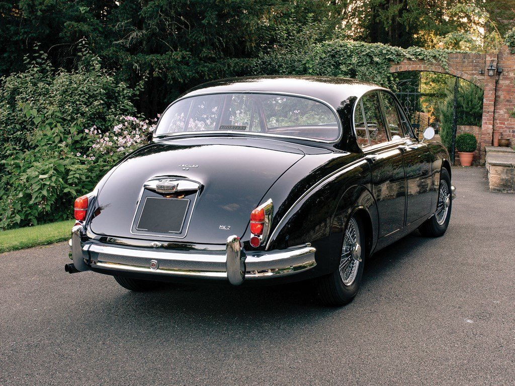 1967 Jaguar Mark 2 3.8 Saloon  For Sale by Auction (picture 2 of 6)