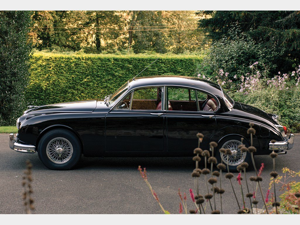 1967 Jaguar Mark 2 3.8 Saloon  For Sale by Auction (picture 5 of 6)
