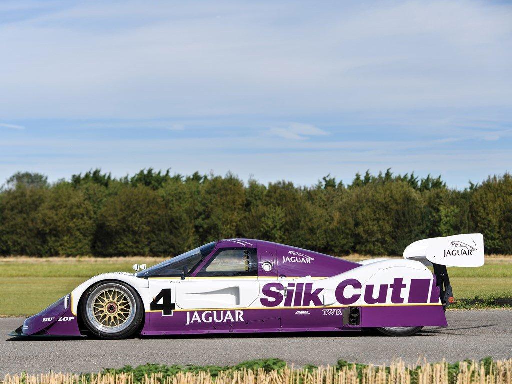 1989 Jaguar XJR-11  For Sale by Auction (picture 5 of 6)