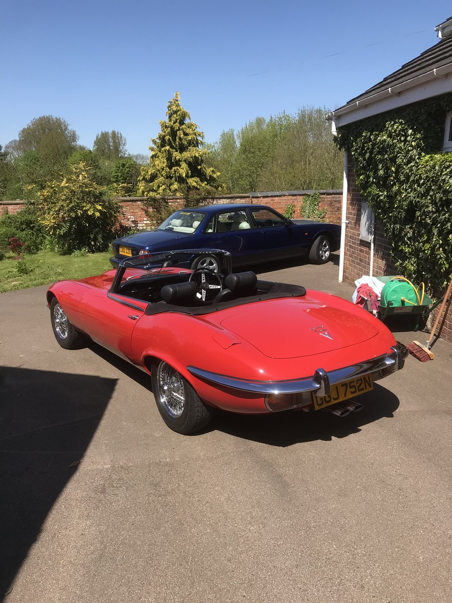 1974 E Type For Sale (picture 1 of 6)