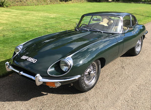 Jaguar E-type Series 2 4.2 Coupe