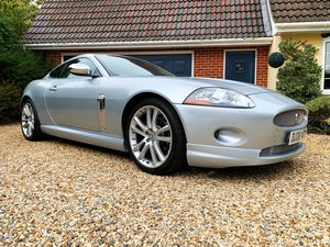 Jaguar XK 60th ltd edition low miles fsh