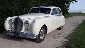 Jaguar Mk VII Mark 7 3.4 1954 2 Owners 20k Miles Manual XK For Sale