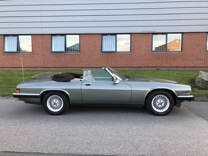 1990 Jaguar XJS V12 5.3 Convertible For Sale