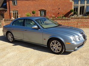 JAGUAR S TYPE SE  4.2 V8 - 2002 - 77K MILES FROM NEW